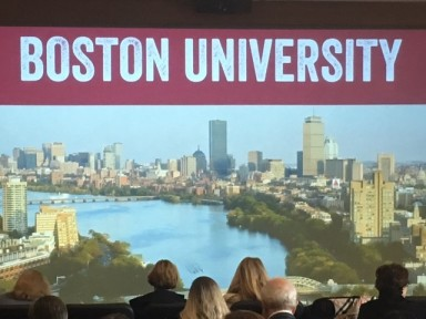 Boston U presentation